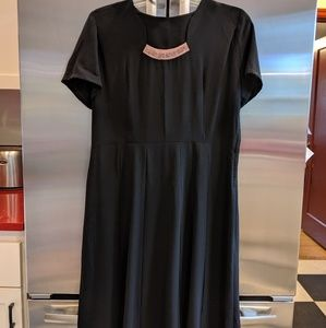 Vintage 1940s/1950s Sweetheart Dress, XL